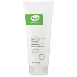 Daily Aloe Shampoo GREEN PEOPLE, 200 ml