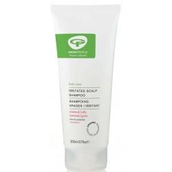 Šampūns kairinātai galvas ādai GREEN PEOPLE, 200 ml
