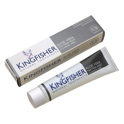 Aloe Vera, Tea Tree & Mint Toothpaste Fluoride Free KINGFISHER, 100 ml