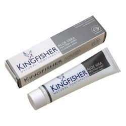 Alavijų ir arbatmedžio mėtinė dantų pasta be fluoro KINGFISHER, 1