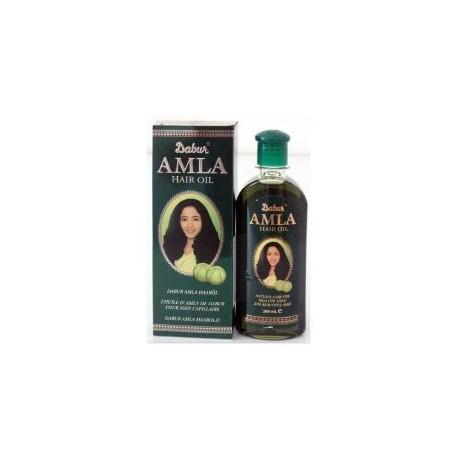 """Vaistažolinis aliejus plaukams """"Amla"""" DABUR, 200 ml"""