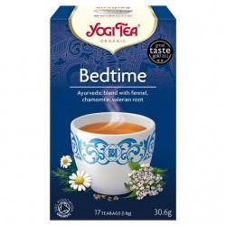 """Ekologiškas žolelių ir prieskonių mišinys """"Laikas miegoti"""" YOGI TEA 30,6 g"""