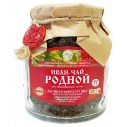 Siaural. gaurom. lapų arbata su laukin. avietėmis IVAN ČAI, 100 g