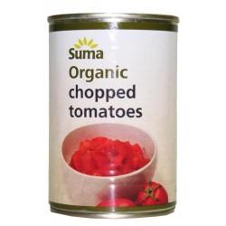 Organiski, saspiesti tomāti SUMA, 400 g