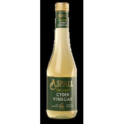 Ekologiškas obuolių sidro actas ASPALL, 350 ml