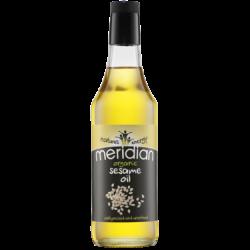 Ekologiškas sezamų aliejus MERIDIAN, 500 ml