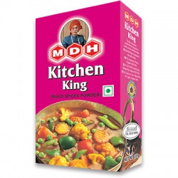 """Prieskonių mišinys """"Kitchen King"""" MDH, 100 g"""