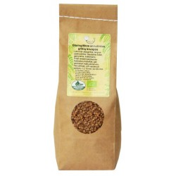 Organic roasted buckwheat groats AMRITA, 500 g