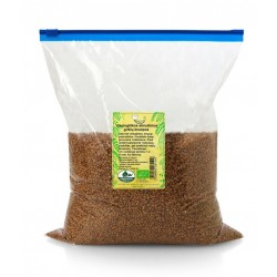 Organic Roasted Buckwheat Groats AMRITA, 2 kg