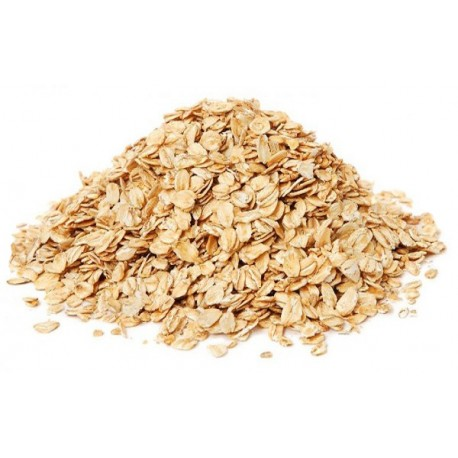 Ekologiški perlinių kruopų dribsniai AMRITA, 1.5 kg