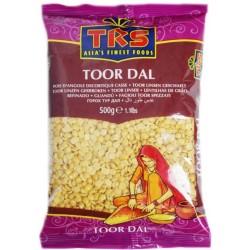 """Geltonieji lęšiai """"Toor Dal"""" TRS, 2 kg"""