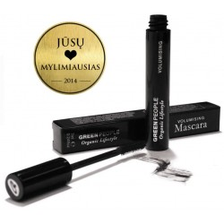 Volumising Mascara - Black GREEN PEOPLE, 7 ml