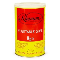 Vegetable Ghee KHANUM, 1 kg