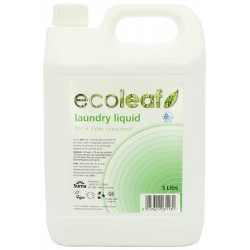 Šķidrs veļas mazgāšanas līdzeklis ECOLEAF, 1.5 l