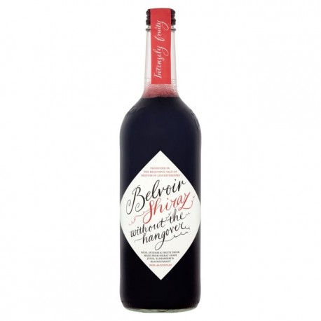 "Nealkoholinis gėrimas ""Shiraz""  BELVOIR, 750 ml"