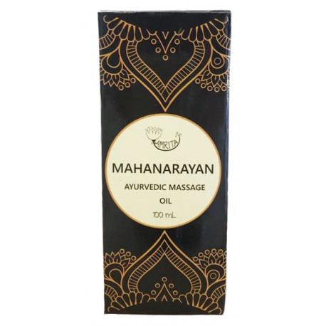 "Aliejus ""Mahanarayan"" AMRITA, 100 ml"