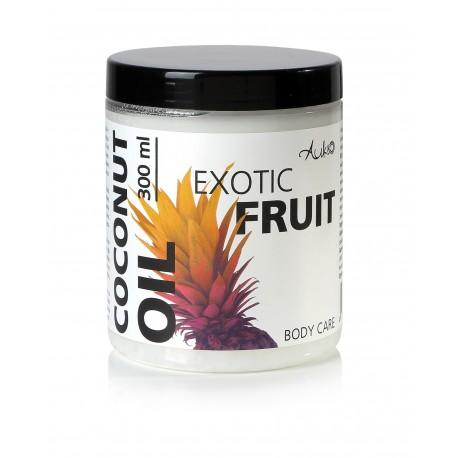 """Kosmetinis kokosų aliejus """"Exotic Fruit"""" AUKSO, 300 ml"""