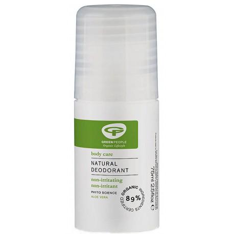 Rutulinis alavijų dezodorantas GREEN PEOPLE, 75 ml