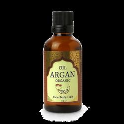 Ekologiškas arganų aliejus (kosmetinis) AMRITA, 50 ml