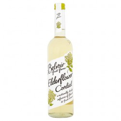 Drink Elderflower Cordial BELVOIR, 500 ml