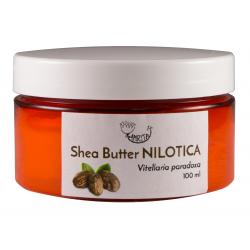 Sviesmedžių aliejus (sviestas) NILOTICA AMRITA, 100 ml (nerafinuotas, pirmo spaudimo)