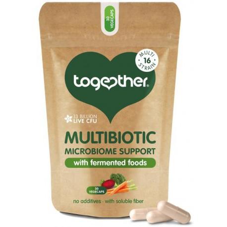 "Maisto papildas ""Multibiotic"" TOGETHER, 30 kaps."