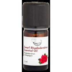 Nykštukinių rododendrų eterinis aliejus AMRITA, 5 ml