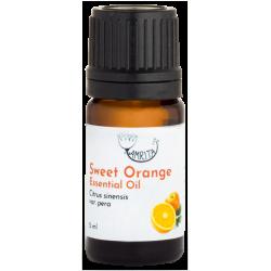 Saldžiųjų apelsinų eterinis aliejus AMRITA, 5 ml
