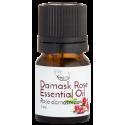 Damaskas rožu ēteriskā eļļa AMRITA, 1 ml