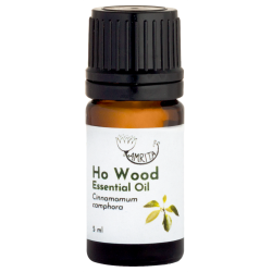 Ekol. HO-WOOD Kamparinio Cinamono eterinis aliejus AMRITA, 5 ml