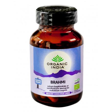 Картинки по запросу Brahmi, Organic India