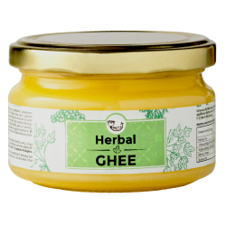 "Herbal flavour clarified butter ""Herbal Ghee"" AMRITA, 200 ml"
