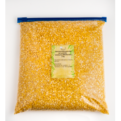"""Skaldytos spindulinės pupuolės """"Mung Dal"""" be luobelės AMRITA, 2 kg"""