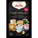 """Ekologiškas žolelių ir prieskonių mišinys  """"Finest selection"""" YOGI TEA, 30 g"""