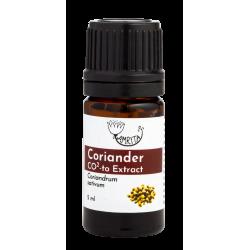 Koriandra sēklu CO2 ekstrakts AMRITA, 5 ml