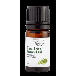 Tējas koka ēteriskā eļļa AMRITA, 5 ml