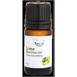 LIME Žaliųjų citrinu eterinis aliejus AMRITA, 5 ml
