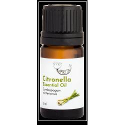 Citronzāles ēteriskā eļļa AMRITA, 5 ml
