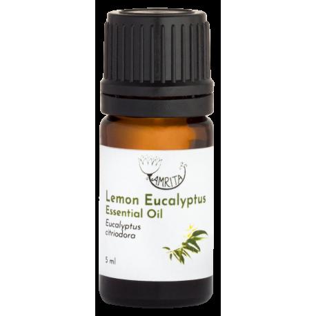 Citrininių eukaliptų eterinis aliejus AMRITA, 5 ml