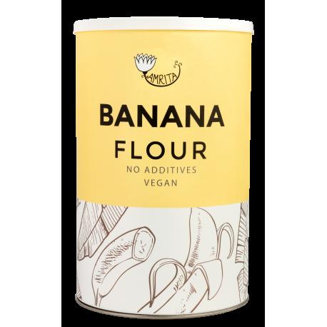 Bananų miltai AMRITA, 500 g