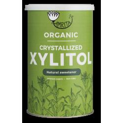 Ekologiškas kristalizuotas ksilitolis AMRITA, 350 g
