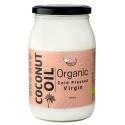 Ekologiškas šalto spaudimo kokosų aliejus AMRITA, 900 ml