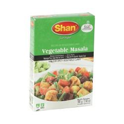"""Prieskonių mišinys """"Vegetable Masala"""" SHAN, 100 g"""