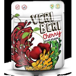 Vyšninės vaisių juostelės VERI BERI, 50 g