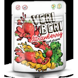 Braškinės vaisių juostelės VERI BERI, 50 g
