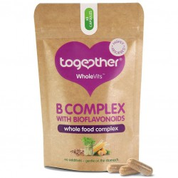 Food Supplement WholeVit™ B Complex TOGETHER HEALTH, 30 caps