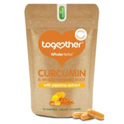 "Food Supplement ""Curcumin and Turmeric"" TOGETHER HEALTH, 30 caps"