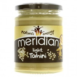 Sezamų sėklų pasta Tahini Light MERIDIAN, 270 g