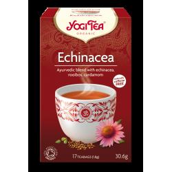 "Eko. zāļu un garšvielu maisījums ar ""Ehināceju Echinacea"" YOGI TEA, 30.6g"