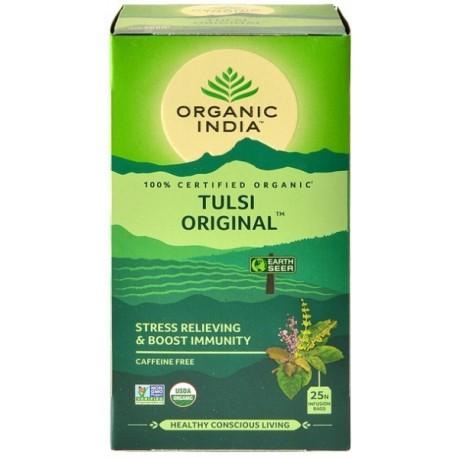 "Ekologiška arbata ""Tulsi Original"" ORGANIC INDIA, 25 maiš."